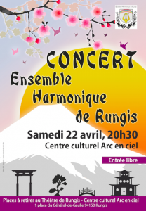 Concert annuel 22 avril 2017